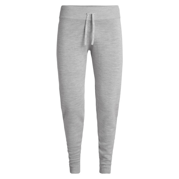 Icebreaker WMNS CARRIGAN SWEATER PANTS Naiset