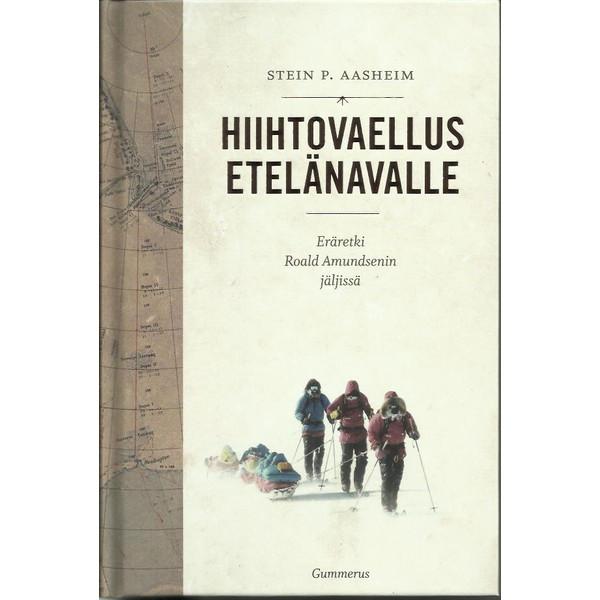 Kirja HIIHTOVAELLUS ETELÄNAVALLE