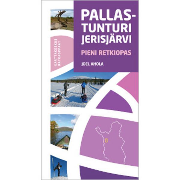 Karttakeskus PALLASTUNTURI JERISJÄRVI PIENI RETKIOPAS