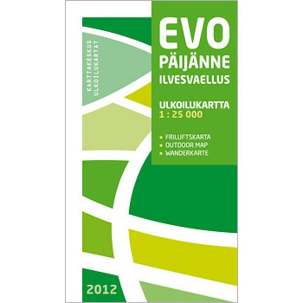 Karttakeskus EVO PÄIJÄNNE ILVESVAELLUS