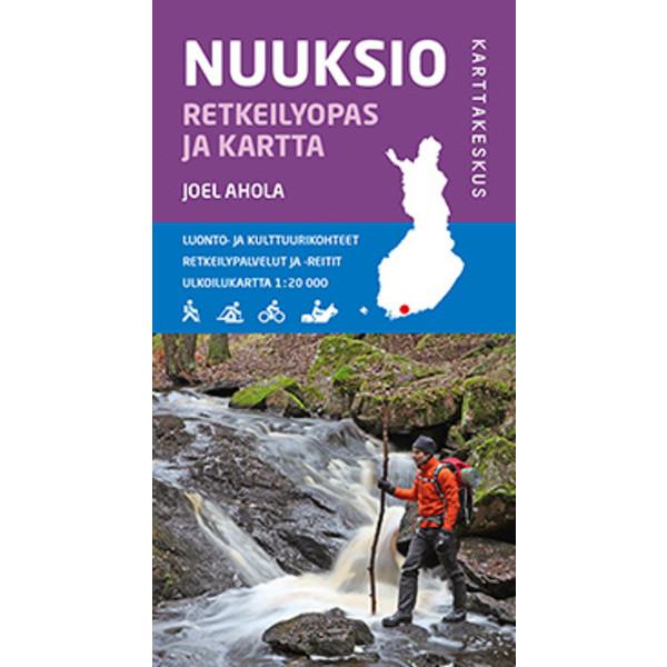 Karttakeskus NUUKSIO RETKEILYOPAS JA KARTTA