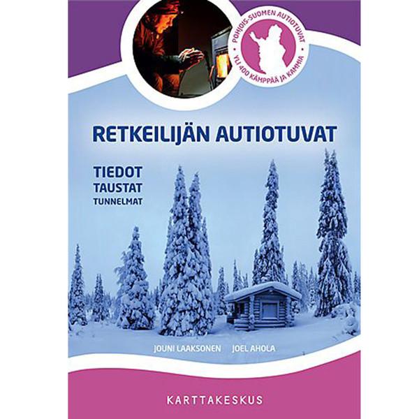 Karttakeskus RETKEILIJÄN AUTIOTUVAT