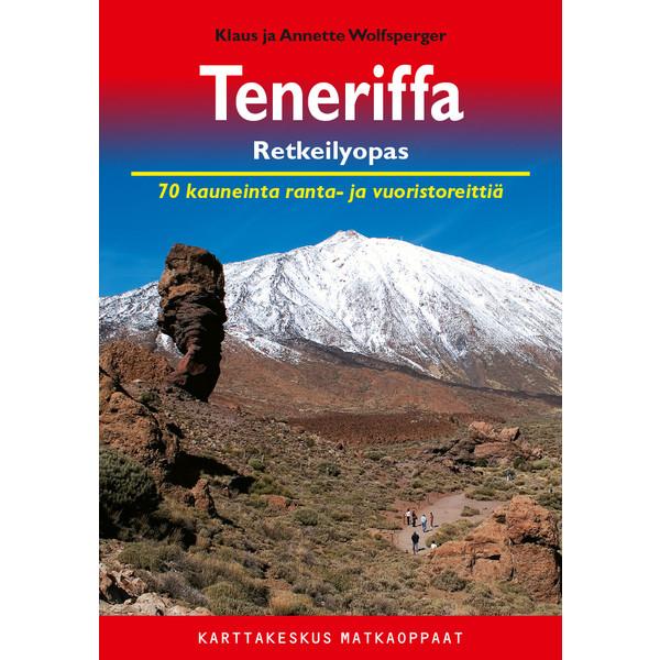Kirja TENERIFFA RETKEILYOPAS
