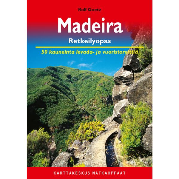 Kirja MADEIRA RETKEILYOPAS