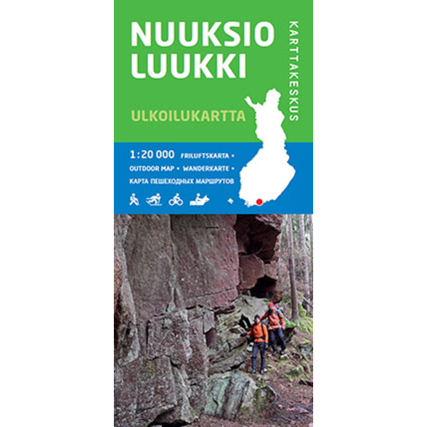 Karttakeskus NUUKSIO-LUUKKI