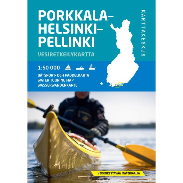 Karttakeskus PORKKALA-HELSINKI-PELLINKI