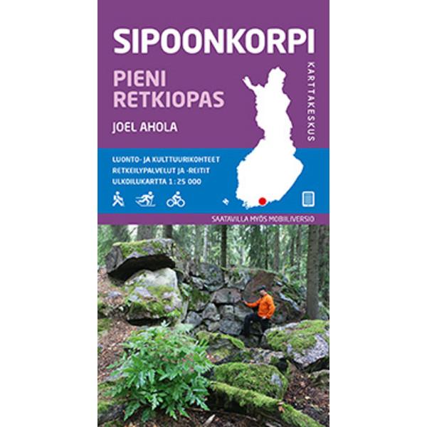 Karttakeskus SIPOONKORPI PIENI RETKIOPAS