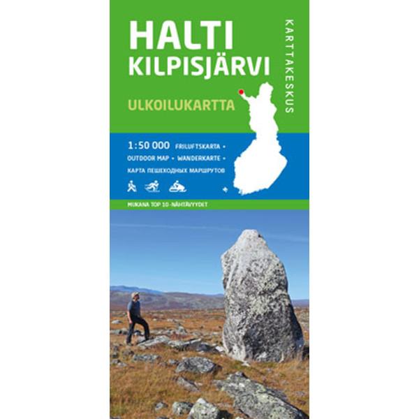 Karttakeskus HALTI KILPISJÄRVI