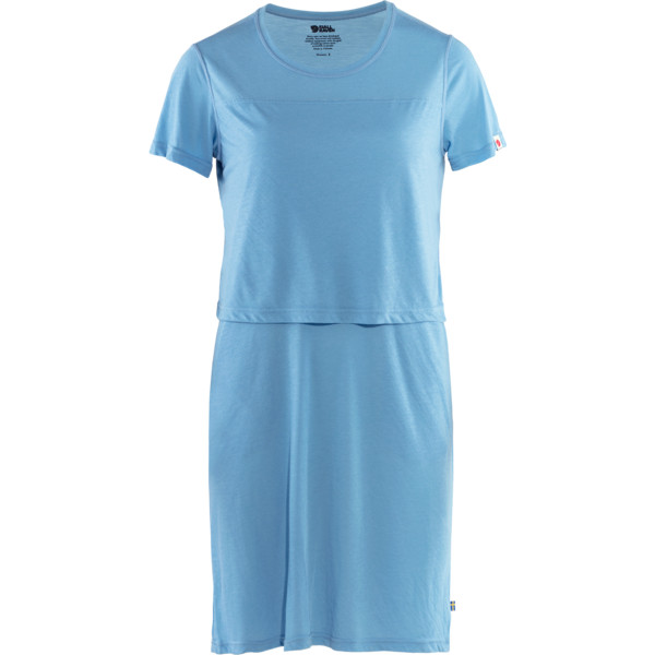 Fjällräven HIGH COAST T-SHIRT DRESS W Naiset