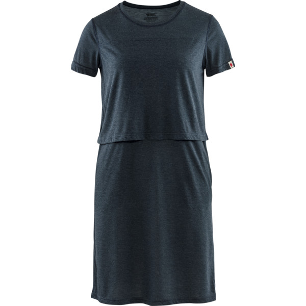 Fjällräven HIGH COAST T-SHIRT DRESS W Naiset
