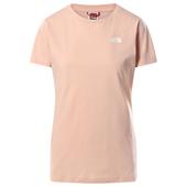 The North Face W S/S SIMPLE DOME TEE Naiset -