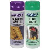 Nikwax TWIN PACK TECH WASH +TX.DIRECT 300ML  -