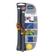 TIE DOWN ACCESSORY STRAPS WITH HOOK 10MM 1M