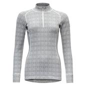 Devold ALNES WOMAN HALF ZIP NECK Naiset -