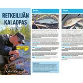 Karttakeskus RETKEILIJÄN KALAOPAS  -