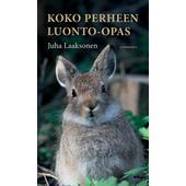 Kirja KOKO PERHEEN LUONTO-OPAS  -