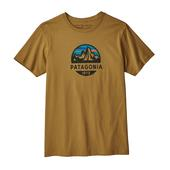 Patagonia M' S FITZ ROY SCOPE ORGANIC T-SHIRT Miehet -