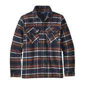 Patagonia M' S INSULATED FJORD FLANNEL JACKET Miehet -