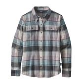 Patagonia W' S L/S FJORD FLANNEL SHIRT Naiset -