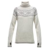 Devold ONA WOMAN ROUND SWEATER Naiset -