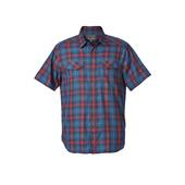 Royal Robbins MERINOLUX PLAID S/S Miehet -