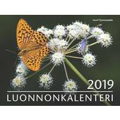 SLL LUONNONKALENTERI 2019  -