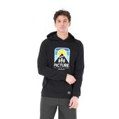 Picture Organic Clothing AURORA HOODIE Miehet -