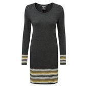 Sherpa WOMENS MAYA JACQUARD DRESS Naiset -
