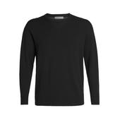 Icebreaker MENS CARRIGAN SWEATER SWEATSHIRT Miehet -