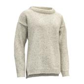 Devold NANSEN WOMAN SPLIT SEAM SWEATER Naiset -