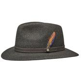 Stetson TRAVELLER WOOLFELT MIX  -