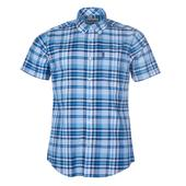 Barbour MADRAS 5 S/S TAILORED Miehet -