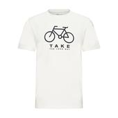 FRILUFTS GLARUS PRINTED T-SHIRT MEN Miehet -