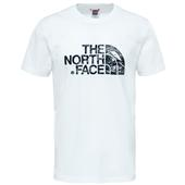 The North Face MEN'S S/S WOODCUT DOME TEE Miehet -