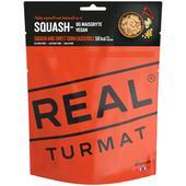 REAL TURMAT SQUASH AND SWEET CORN CASSEROLE (VEGAN)  -