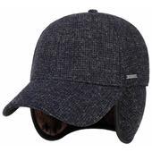 Stetson BASEBALL CAP EF WOOL Unisex -