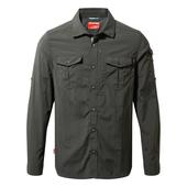 Craghoppers NOSILIFE ADVENTURE II LONG SLEEVED SHIRT Miehet -