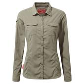 Craghoppers NOSILIFE ADVENTURE II LONG SLEEVED SHIRT Naiset -