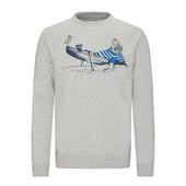 FRILUFTS OMAUI PRINTED SWEATER Miehet -