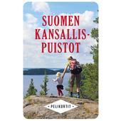 Karttakeskus SUOMEN KANSALLISPUISTOT -PELIKORTIT  -