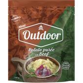 Outdoor Gourmet OUTDOOR POTATO PUREE WITH BEEF  -