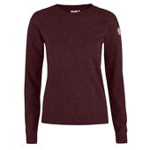 Fjällräven ÖVIK RE-WOOL SWEATER W Naiset -