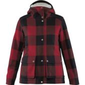 Fjällräven GREENLAND RE-WOOL JACKET W Naiset -