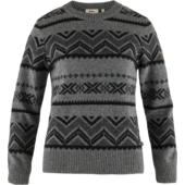 Fjällräven GREENLAND RE-WOOL PATTERN KNIT W Naiset -
