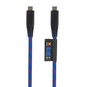 Xtorm SOLID BLUE USB-C - USB-C PD CABLE (1M)  -