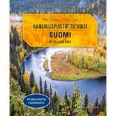 Kirja KANSALLISPUISTOT TUTUIKSI SUOMI  -