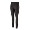 Patagonia W' S PACK OUT TIGHTS Naiset - BLACK