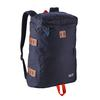 Patagonia TOROMIRO PACK 22L Unisex - NAVY BLUE W/PAINTBRUSH RED