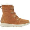 Sorel SOREL EXPLORER JOAN Naiset - CAMEL BROWN, ANCIENT FOSSIL