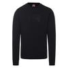 The North Face M DREW PEAK CREW Miehet - TNF BLACK